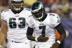 Michael Vick Injury