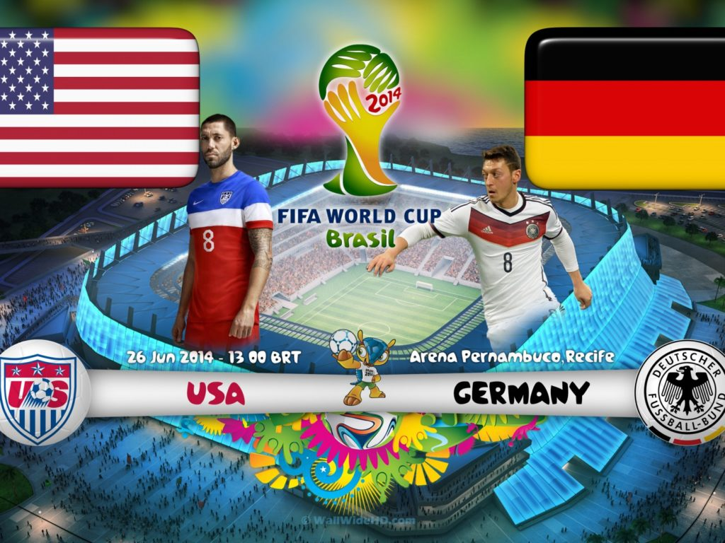 United-States-vs-Germany-World-Cup-Preview