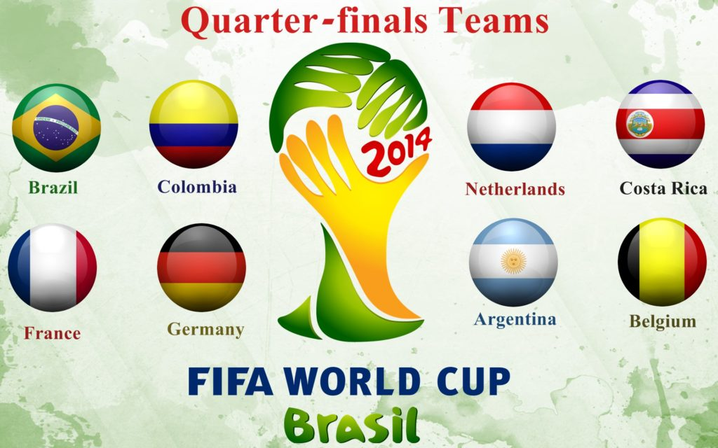 Worldcup-Quarterfinals