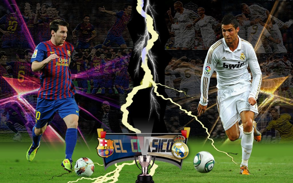 Champions League El Classico Preview