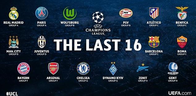 champions-league-round-16-update