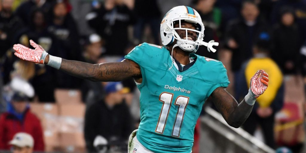 NFL-Week-Ten-Monday-Night-Football-Dolphins-Panthers