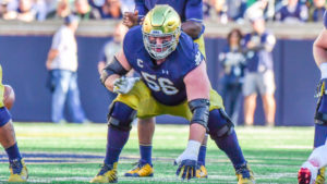 Quenton Nelson Draft Profile