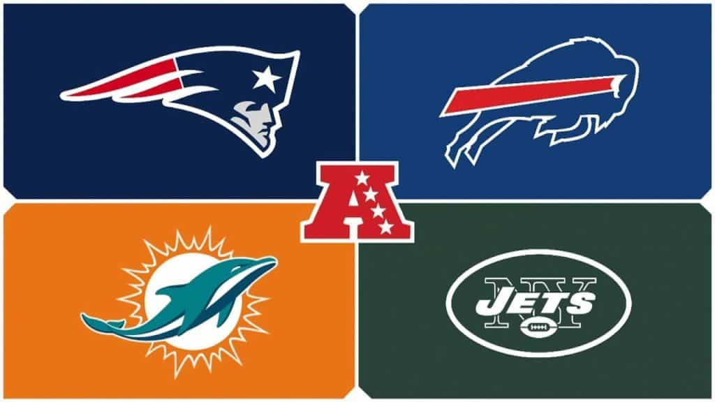 2018 NFL Draft Team Needs: AFC East - Sports Gambling Podcast