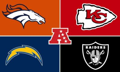 AFC west draft preview