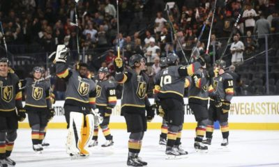 Las Vegas Sports books golden knights