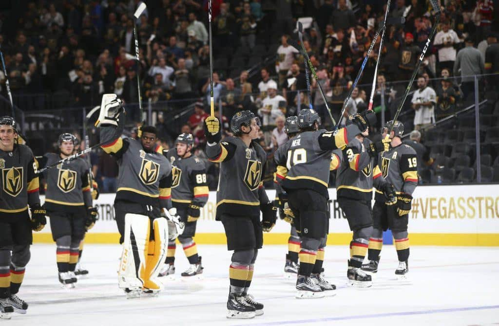 The Definition Of Irony: Las Vegas Books In Position To Get Murdered If Vegas Wins The Cup