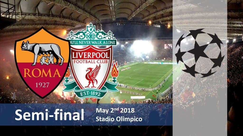 Roma vs Liverpool 2nd Leg: Salah, at last.....