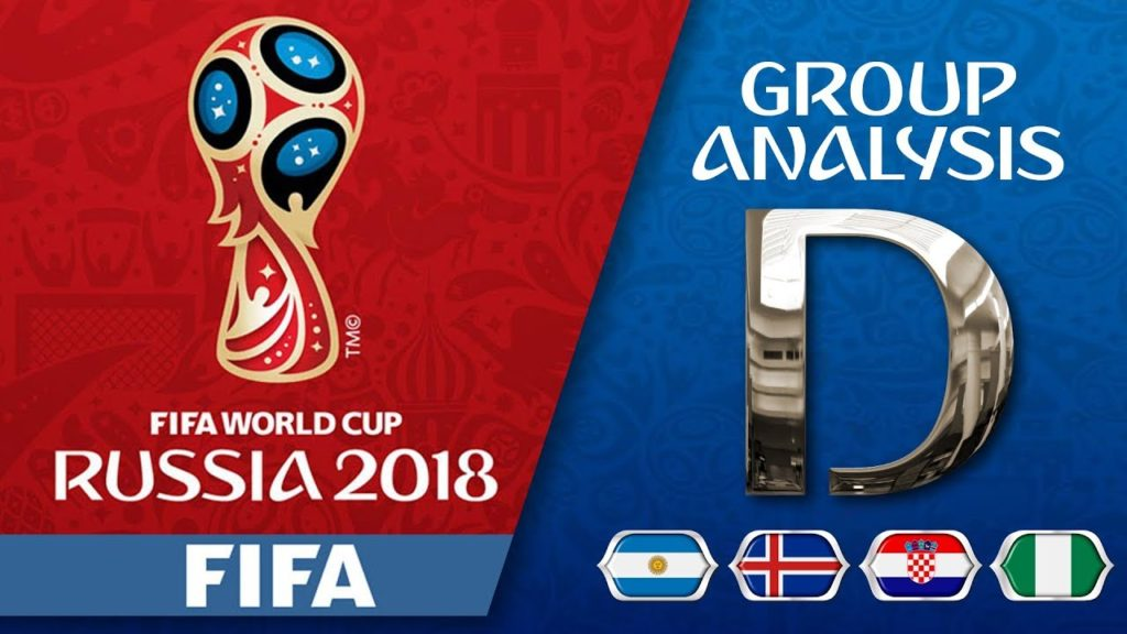 World Cup 2018 Russia: Group D Preview