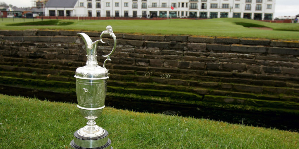 2018 Open Championship - Risers and Fallers