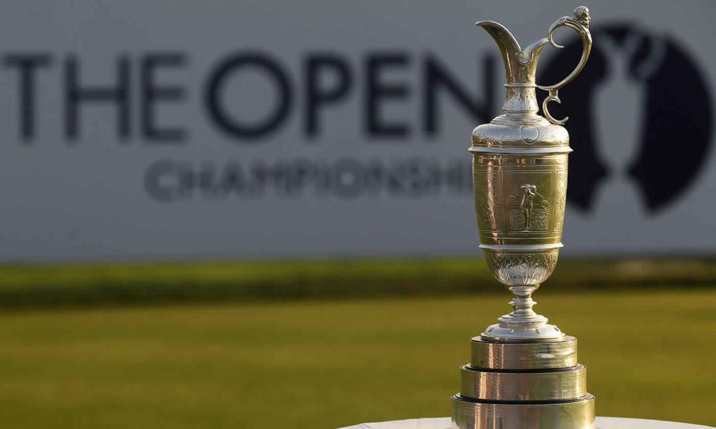 2018 Open Championship - The Champion Golfer of the Year is...