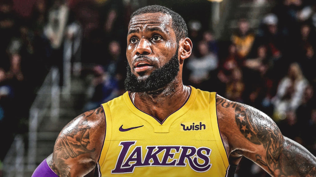 LeBron James To The Lakers