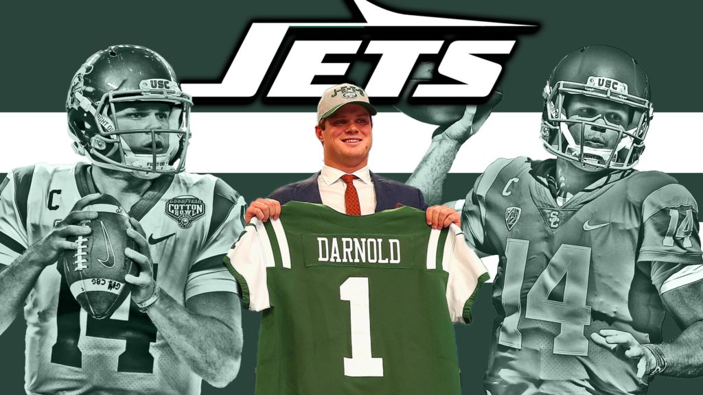 The Sam Darnold Train Is Leaving The Station
