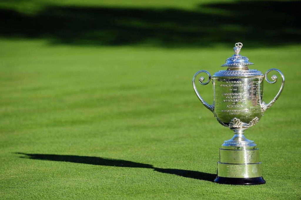 2018 PGA Championship - And the Winner Is...