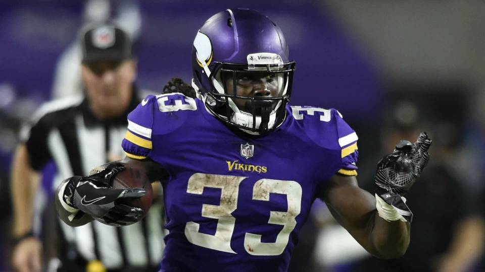 The Daily Dollar; Week 1 DFS Running Backs