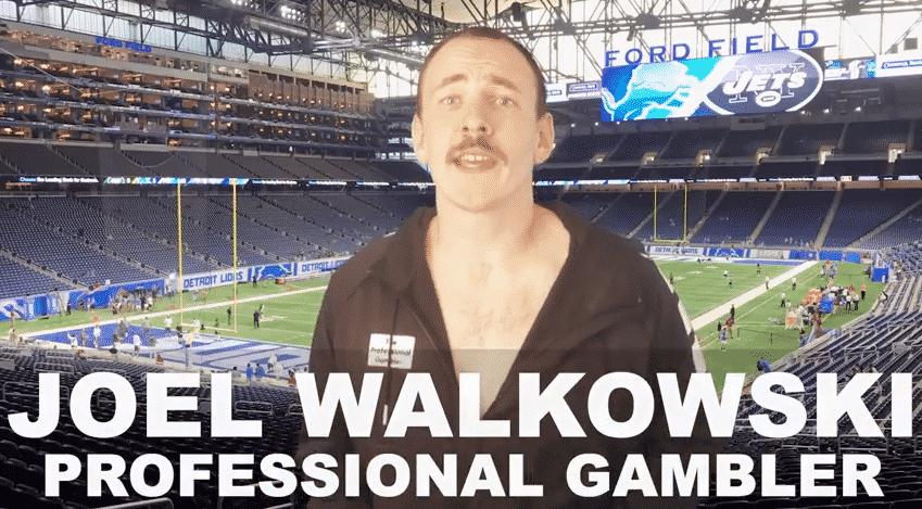 joel walkowski professional gambler