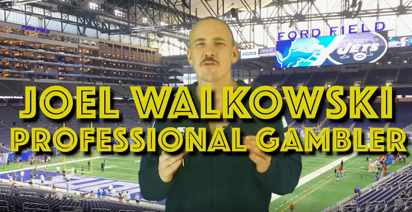 professional gambler week eleven picks