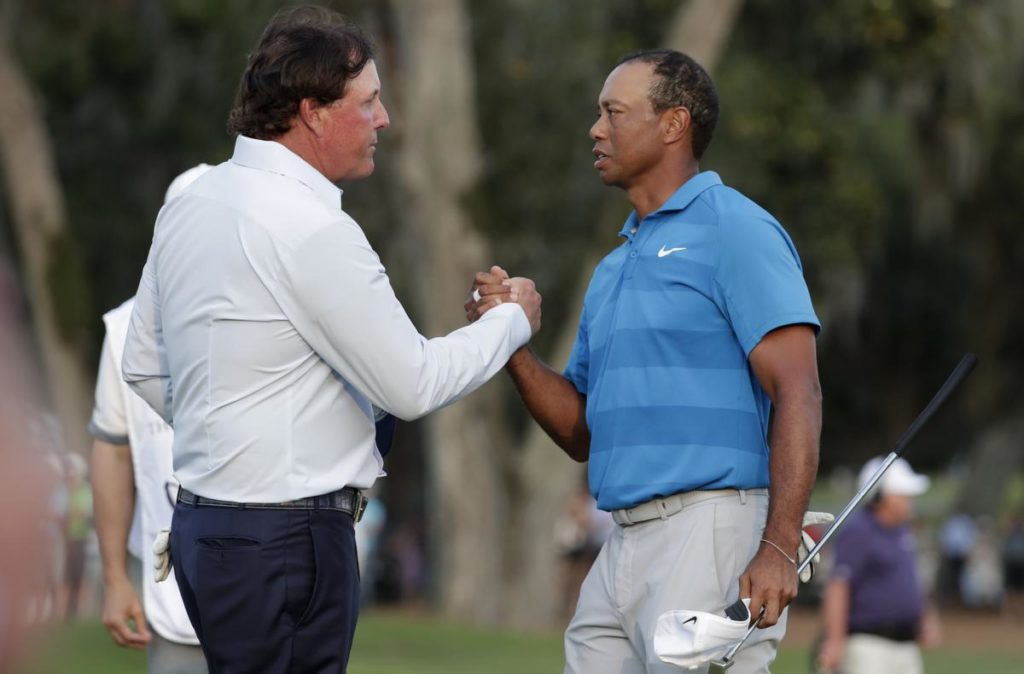 The Match - Tiger vs. Phil Picks And Preview