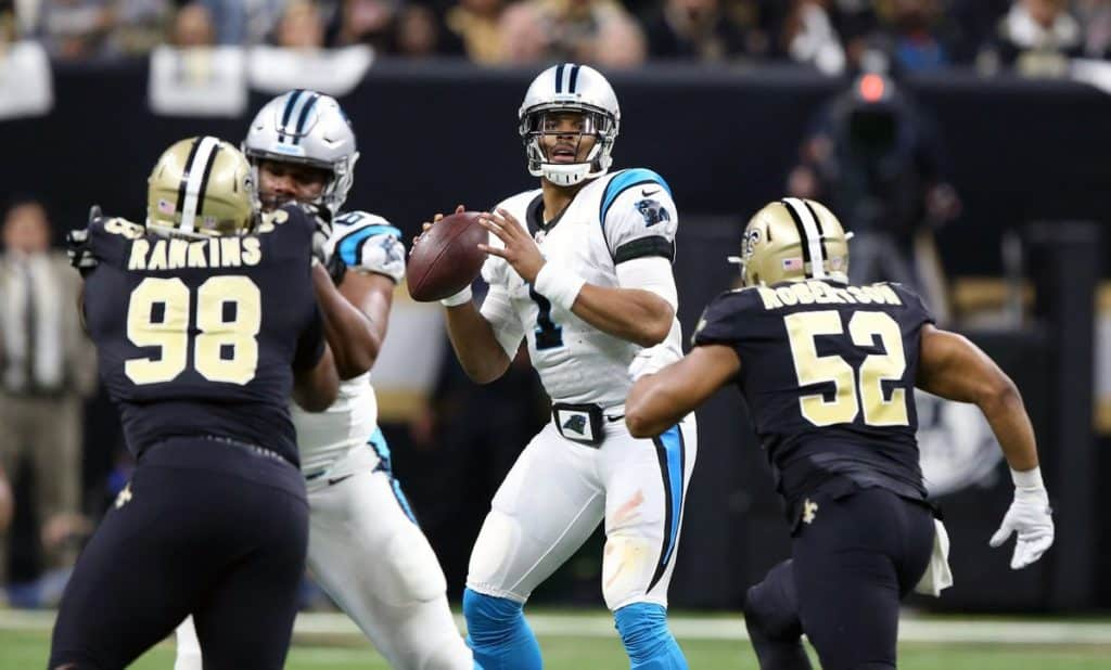 Monday Night Football Prop Bets: New Orleans Saints Vs. Carolina Panthers