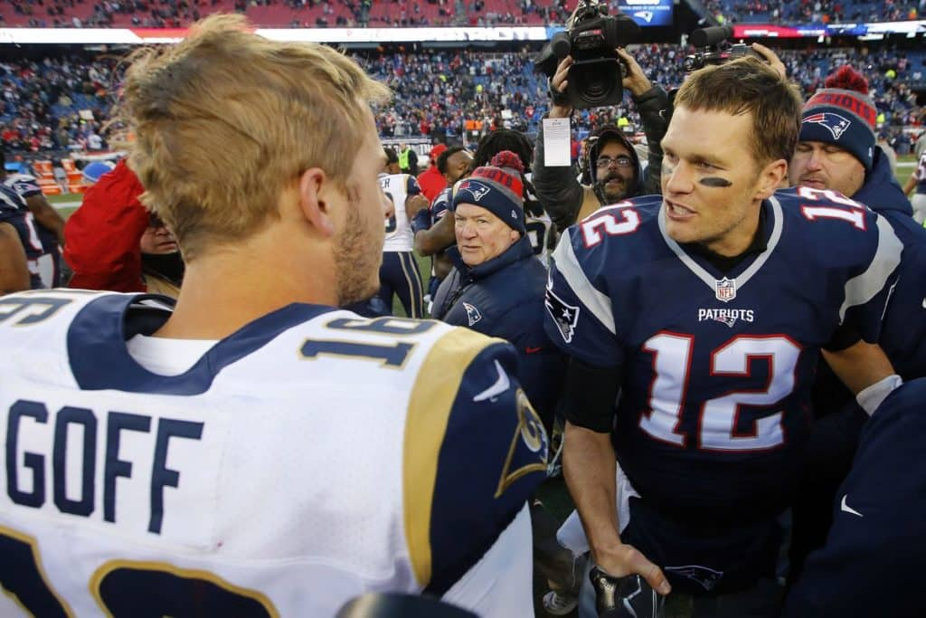 53 Reasons The Rams Will Win Super Bowl LIII - Sports Gambling Podcast 316678918