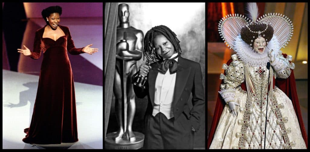 And The Oscar Host Goes To… Whoopi Goldberg