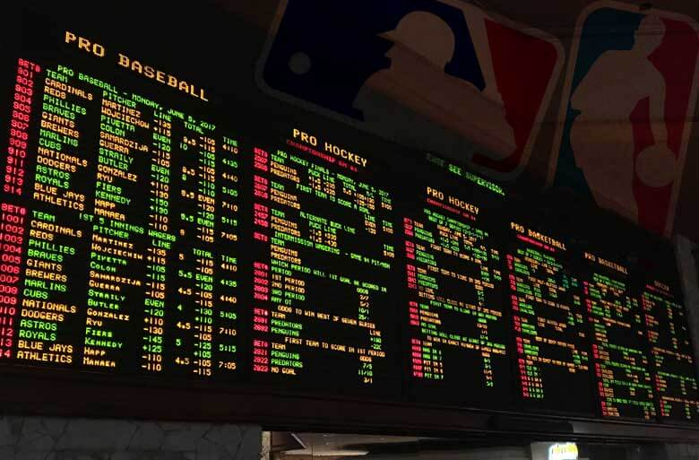 sports handicapper