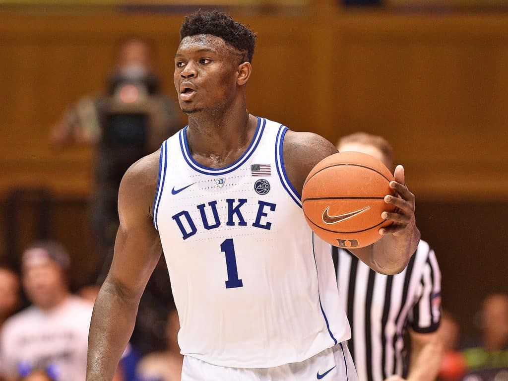 How The Zion Sweepstakes Affects NBA Handicapping - Fade The Tank