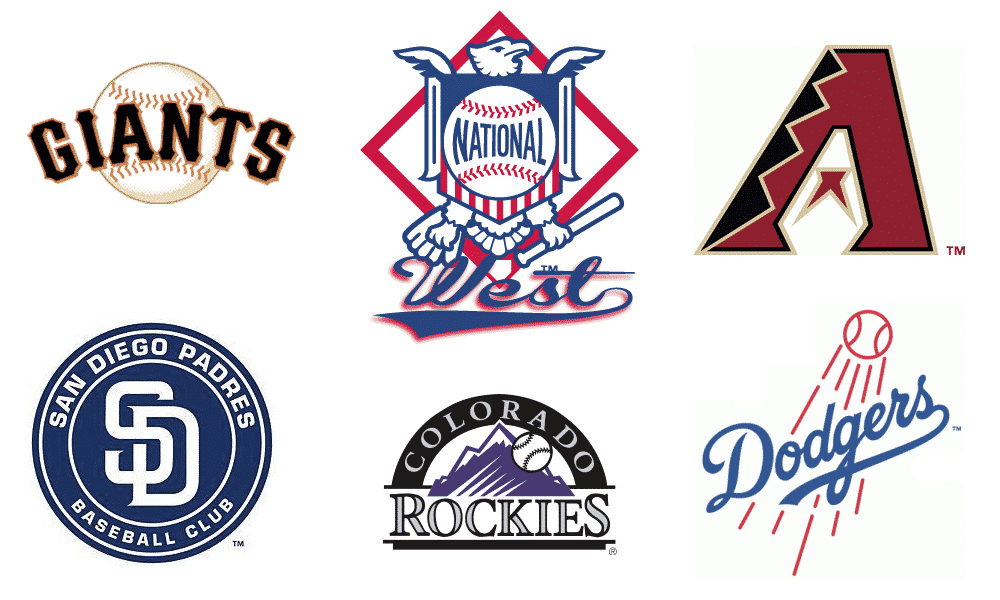 2019 MLB Season Win Totals & Division Odds: National League West