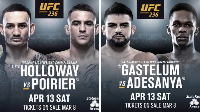 Dustin Poirier expects UFC 236 fight of the night with Max Holloway class=