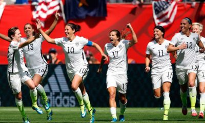 Why You Should Bet It All On The US Women's National Team Right Now