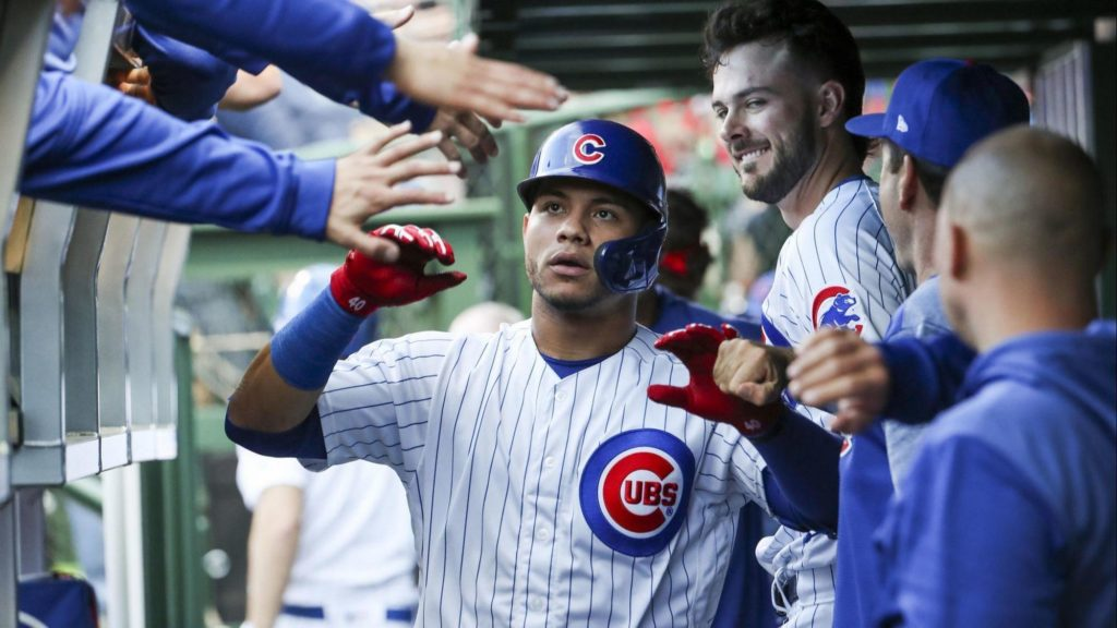 First To Third: Cubs Streaking, Coming & Going, & Best Plays Of The Week