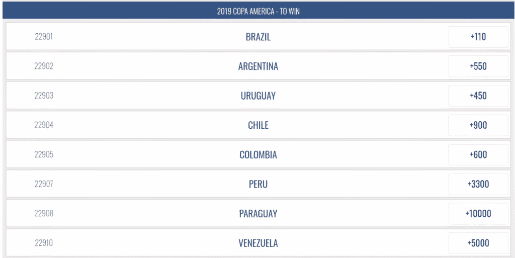 Copa America final to be held in Colombia