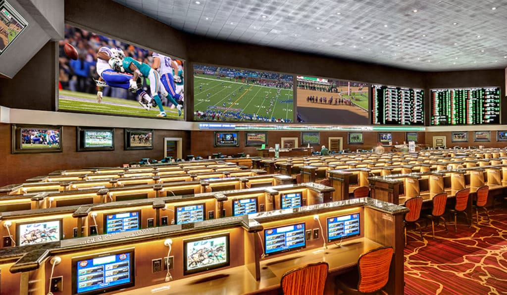 Top 5 Local Sports Books In Las Vegas