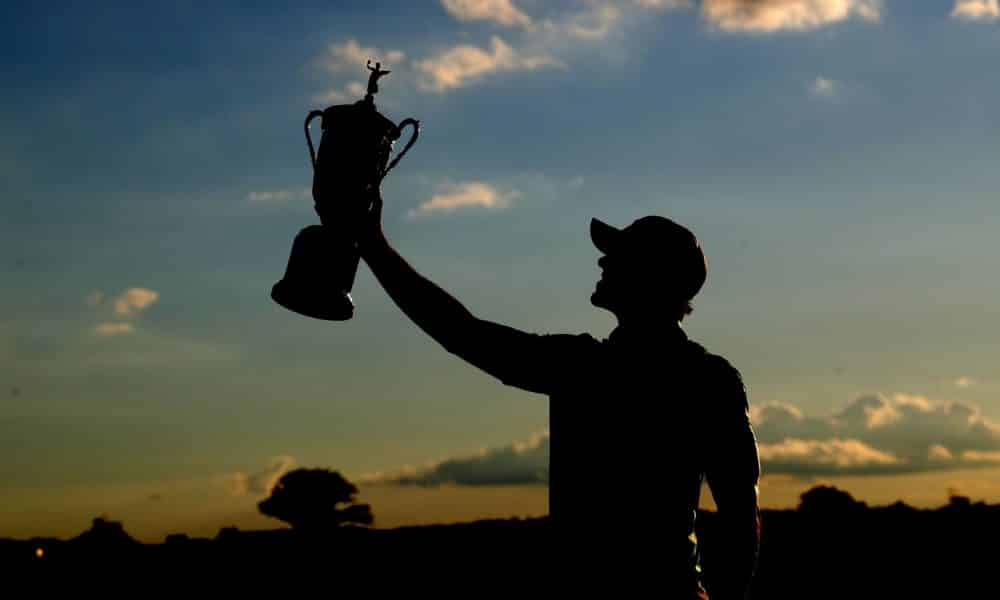And the winner of the 2019 U.S. Open is...