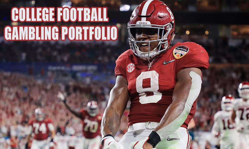 College Football Gambling Portfolio: Blue Chippers, Good Bets, Hidden Gems & Penny Stocks for 2019 Season