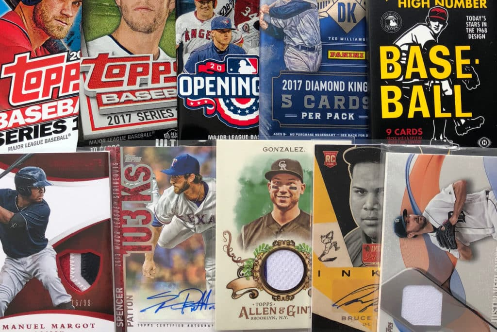 The Re Emergence Of The Trading Card Market W Harby Midwest Box