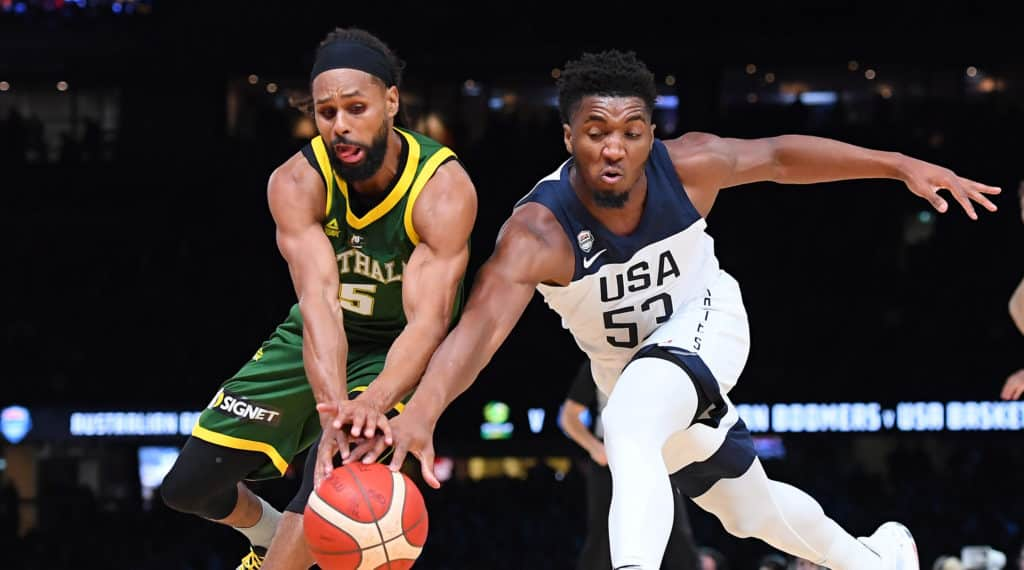 FIBA Basketball World Cup Daily Fantasy Picks & Strategy for DraftKings