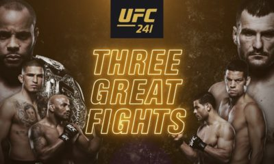 UFC 241 Preview | The Fight Show (Ep. 11)