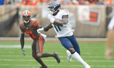 Wading Through The Waivers: NFL Fantasy Football Week 5 Waiver Wire Pickups