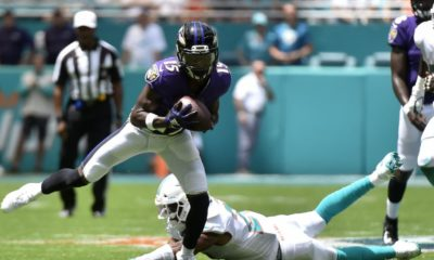 Wading Through The Waivers -Week 2 Pickups for NFL Fantasy Football