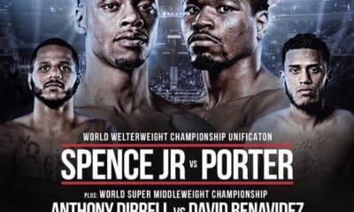 Spence Jr vs Porter | The Fight Show (Ep. 12)
