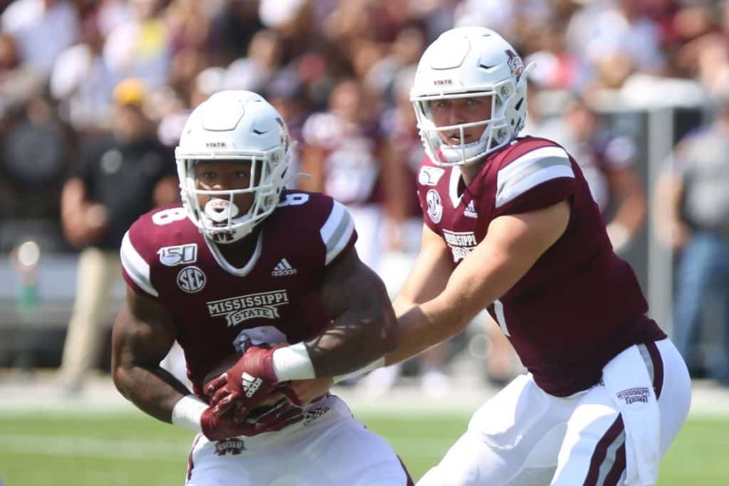 College Football Week 5 - Saturday Underdog Specials