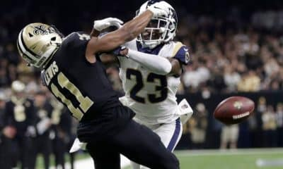 saints vs rams