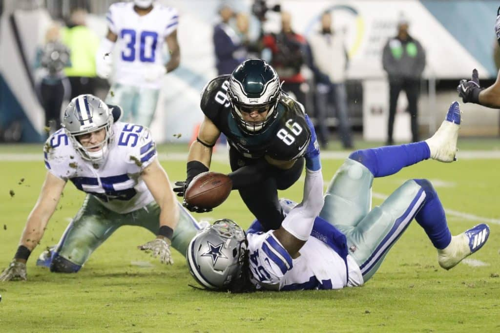 Sunday Night Football Prop Bets: Philadelphia Eagles at Dallas Cowboys