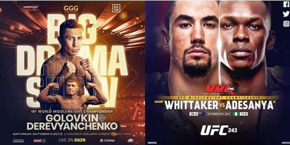 UFC 243 + GGG vs Derevyanchenko | The Fight Show (Ep. 13)