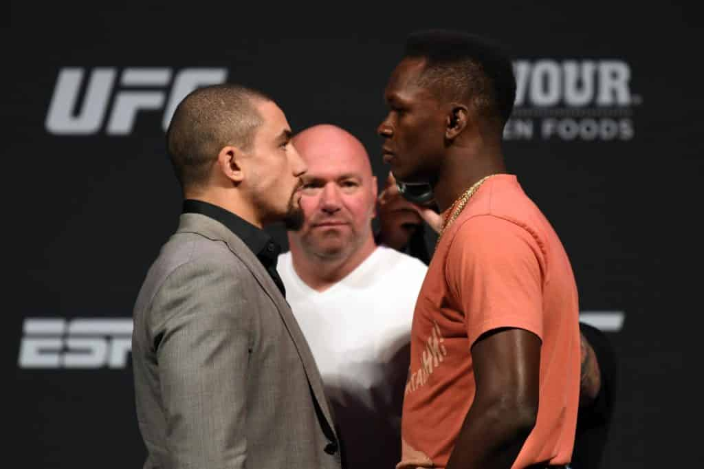 ufc 243: preview, odds & best bets