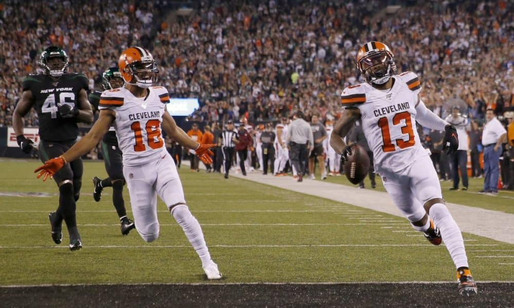 Thursday Night Football Prop Bets: Pittsburgh Steelers vs Cleveland Browns