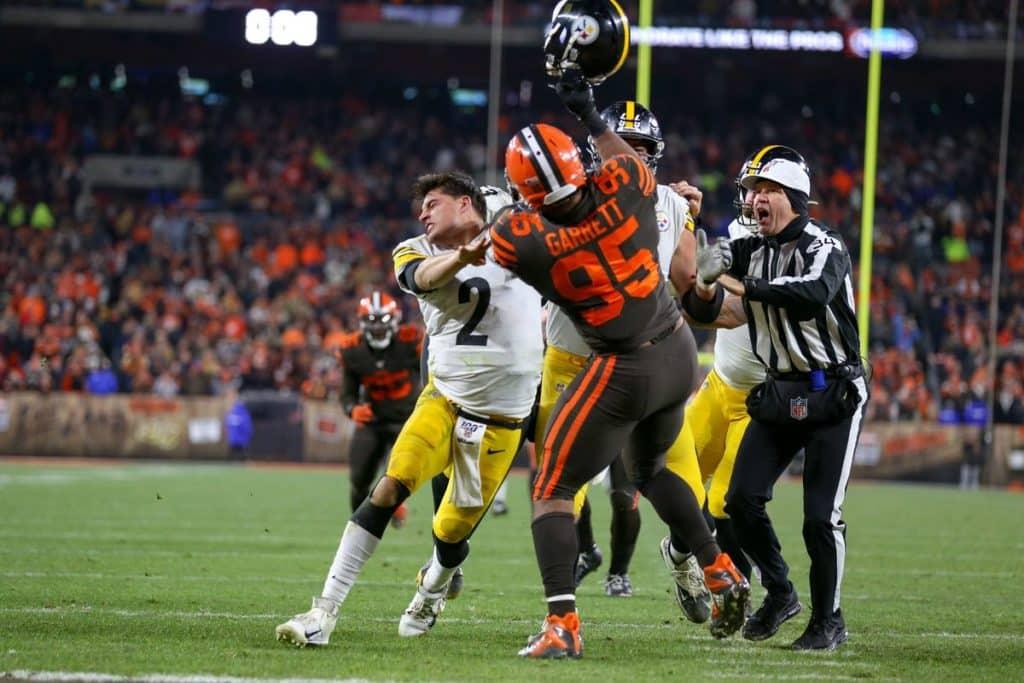 NFL Week 12 & CFB Week 13 + Myles Garrett Fallout & Tim Donaghy on PMT | Inside Vegas (Ep. 02)