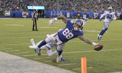 Monday Night Football Prop Bets: Dallas Cowboys vs New York Giants