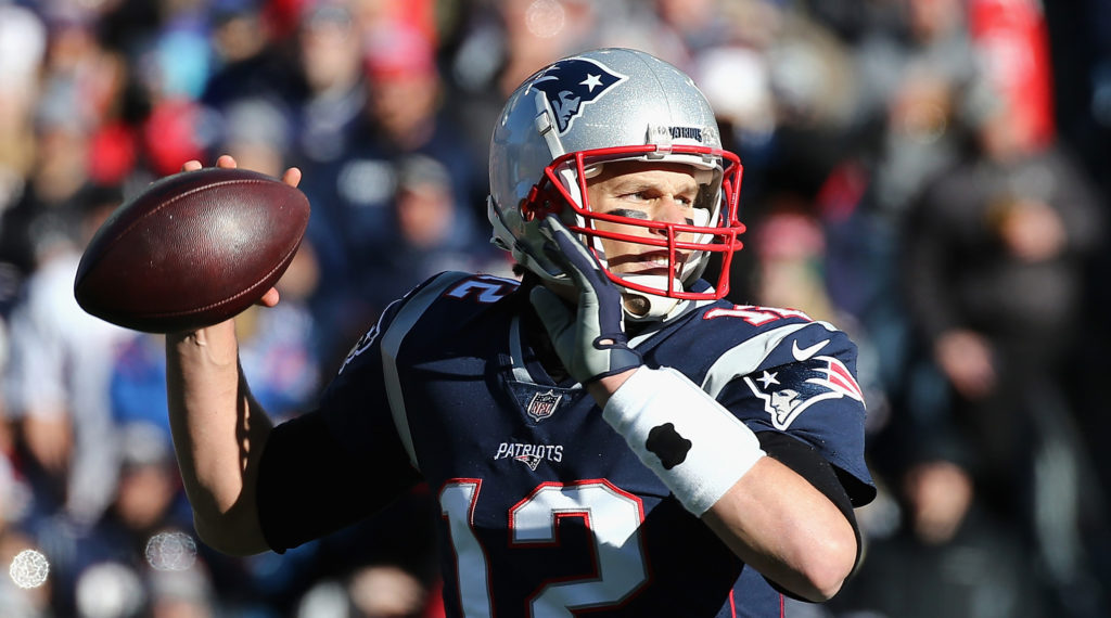 Sunday Night Football Prop Bets: New England Patriots at Baltimore Ravens